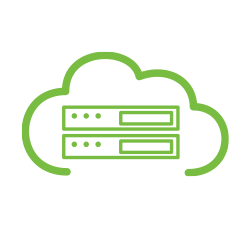 virtual dedicated private server luxembourg private cloud service